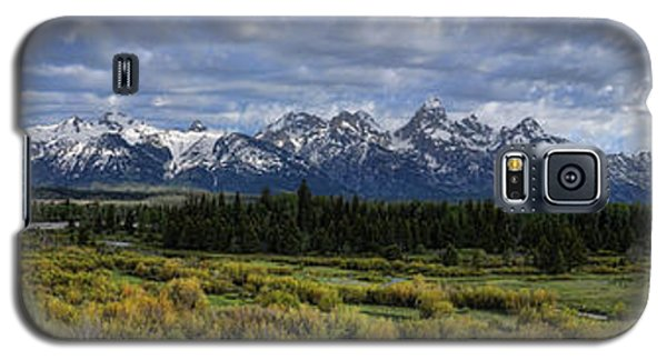 Teton Panorama Galaxy S5 Case