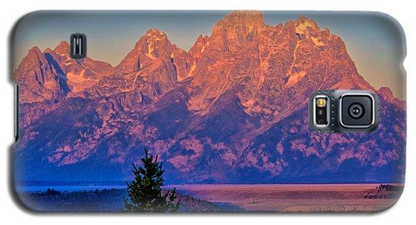 Teton Peaks Galaxy S5 Case