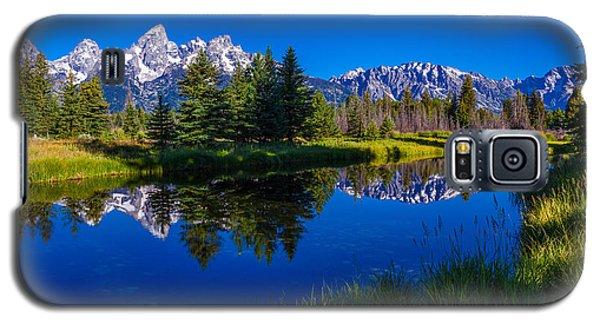Teton Reflection Galaxy S5 Case