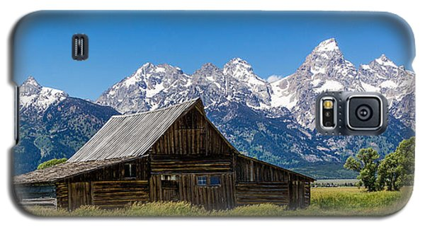 Teton Summer Galaxy S5 Case
