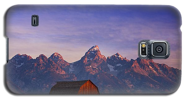 Teton Sunrise Galaxy S5 Case