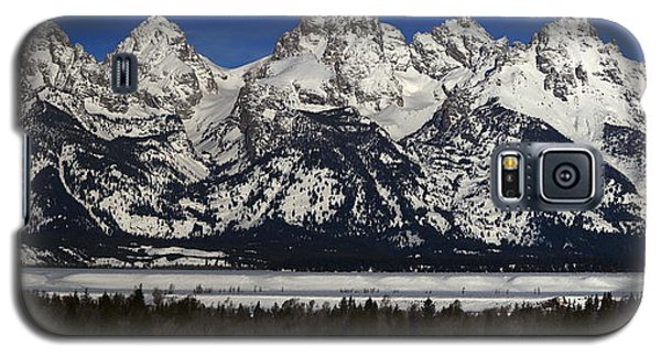 Tetons From Glacier View Overlook Galaxy S5 Case