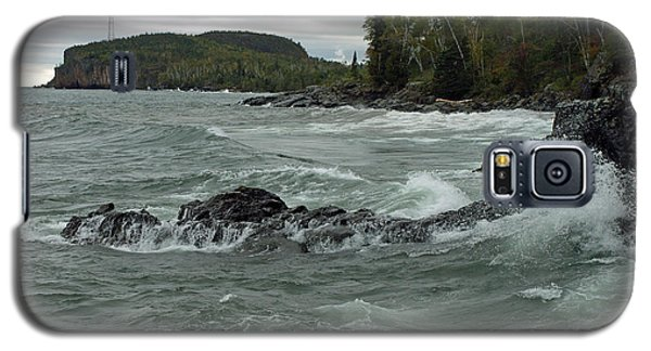 Tettegouche State Park Galaxy S5 Case by James Peterson