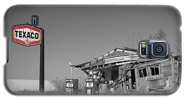Texaco Country Store With Sign Galaxy S5 Case