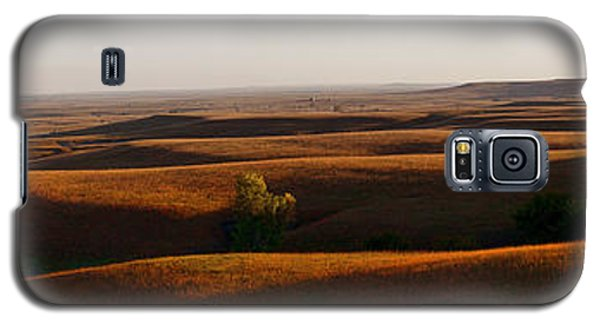 Texaco Hill Sunset Galaxy S5 Case