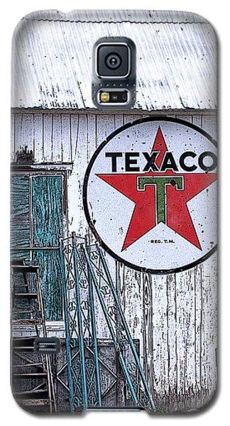 Texaco Times Past Galaxy S5 Case