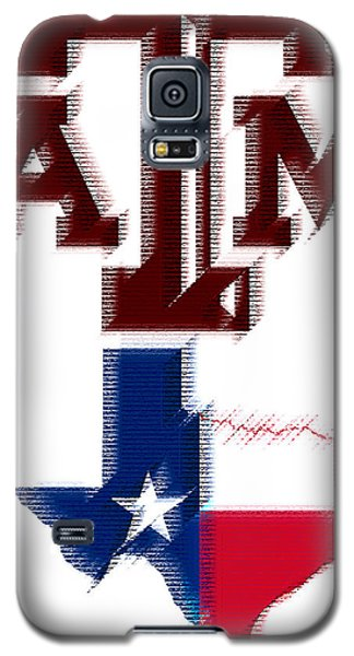 Texas Aggies Galaxy S5 Case