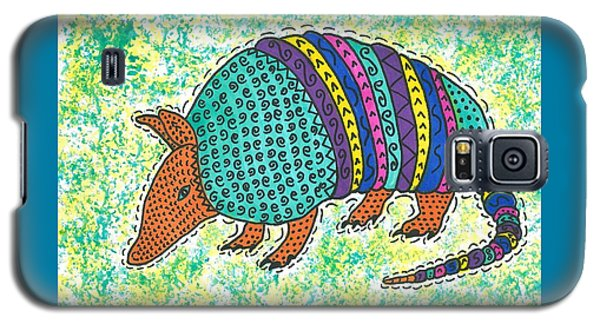 Texas Armadillo Galaxy S5 Case