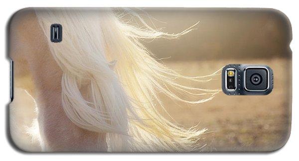 Galaxy S5 Case featuring the photograph Texas Gold by Amanda Smith