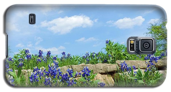 Texas Bluebonnets 08 Galaxy S5 Case