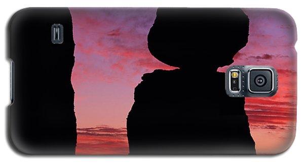 Texas Canyon Sunset Galaxy S5 Case