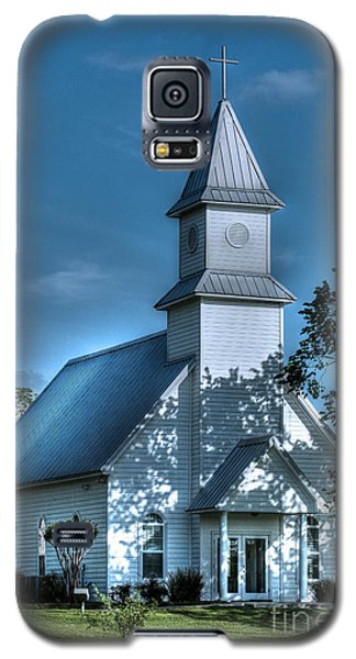 Texas Country Church Galaxy S5 Case