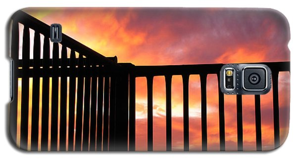 Texas Heat Galaxy S5 Case