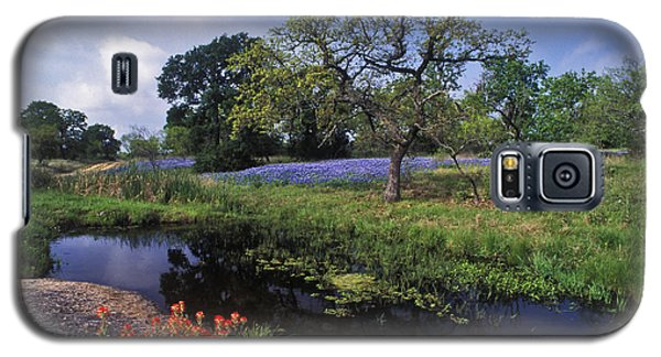 Texas Hill Country - Fs000056 Galaxy S5 Case by Daniel Dempster