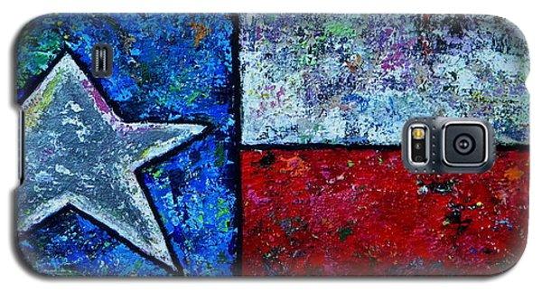 Texas In Color Galaxy S5 Case