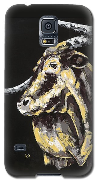 Texas Longhorn Galaxy S5 Case