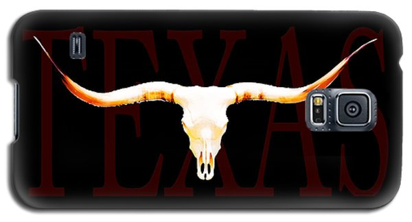 Texas Longhorns By Sharon Cummings Galaxy S5 Case