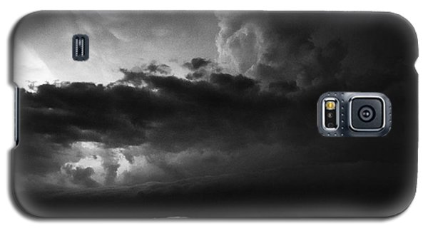 Texas Panhandle Supercell - Black And White Galaxy S5 Case