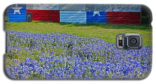 Texas Proud Galaxy S5 Case