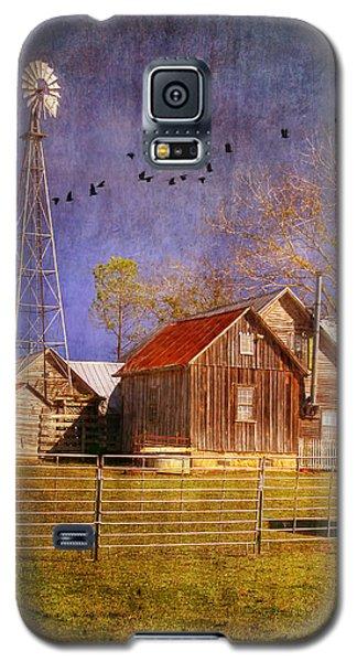 Texas Ranch Galaxy S5 Case