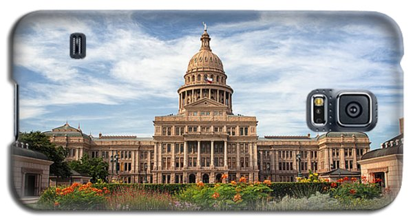 Texas State Capitol II Galaxy S5 Case by Joan Carroll