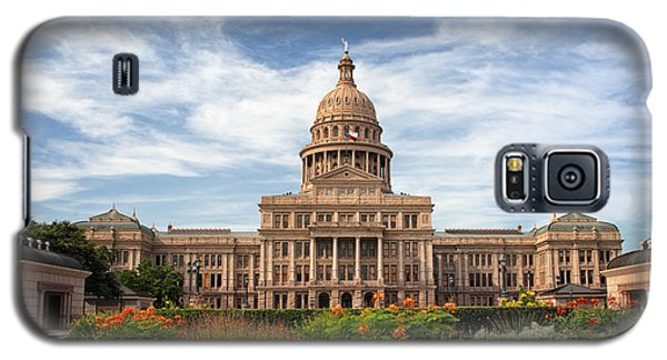 Texas State Capitol II Galaxy S5 Case