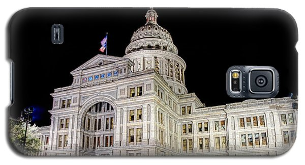 Texas State Capitol Galaxy S5 Case