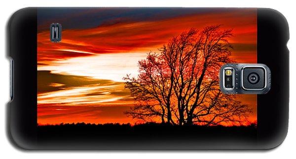 Texas Sunset Galaxy S5 Case