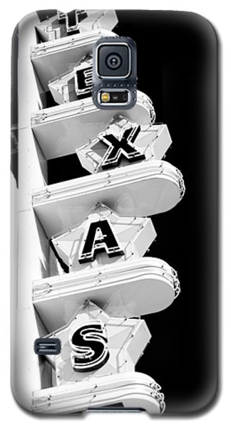 Galaxy S5 Case featuring the photograph Texas Theater by Darryl Dalton