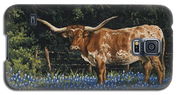 Texas Traditions Galaxy S5 Case
