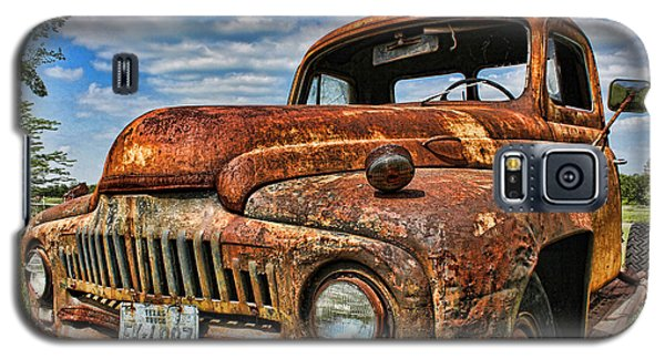 Galaxy S5 Case featuring the photograph Texas Truck by Daniel Sheldon