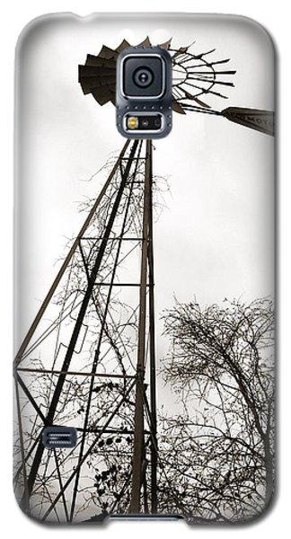 Texas Windmill Galaxy S5 Case