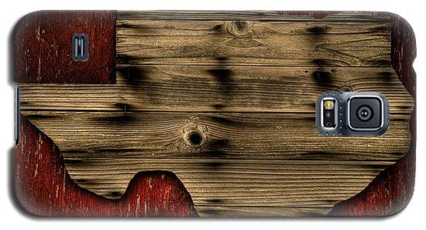 Texas Wood Galaxy S5 Case