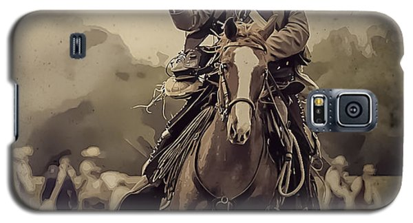 Texican Cavalry Galaxy S5 Case