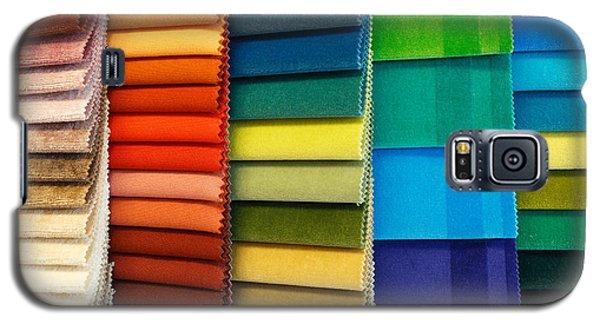 Textiles Galaxy S5 Case