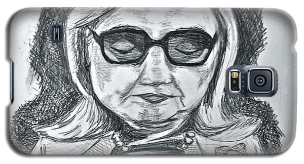 Texts From Hillary Galaxy S5 Case by Cheryl Bond