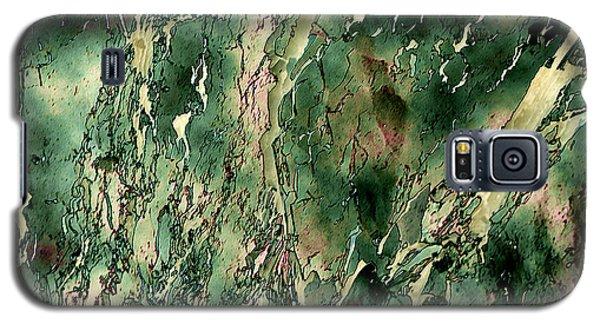 Textured Abstraction Galaxy S5 Case by Liz  Alderdice