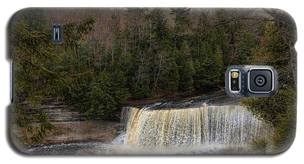 Textured Tahquamenon River Michigan Galaxy S5 Case