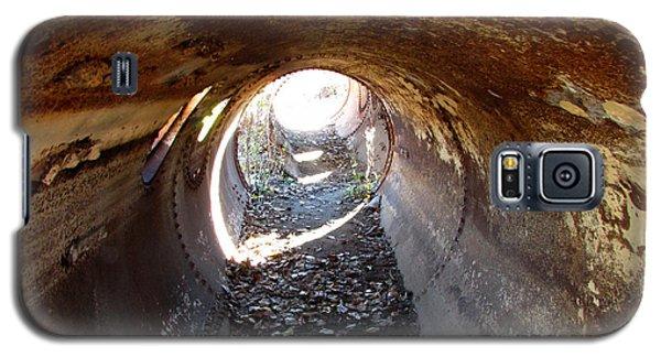 Textured Tunnel Galaxy S5 Case