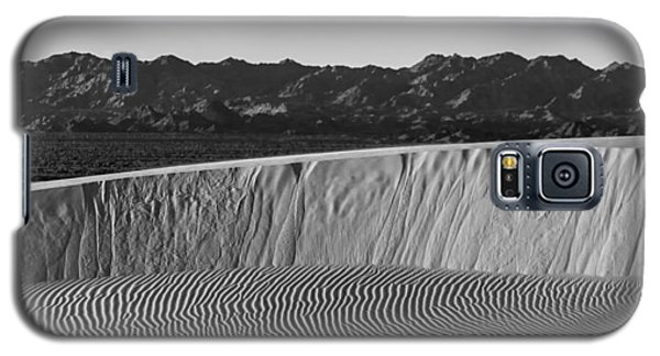 Textures Of Dune Galaxy S5 Case