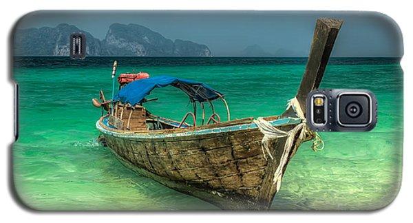 Thai Boat  Galaxy S5 Case