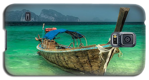 Thai Boat  Galaxy S5 Case