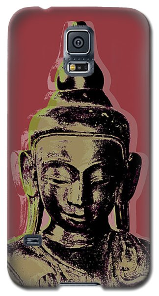 Thai Buddha #1 Galaxy S5 Case by Jean luc Comperat