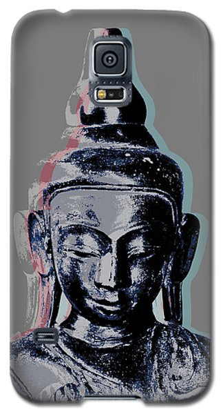 Thai Buddha #2 Galaxy S5 Case by Jean luc Comperat
