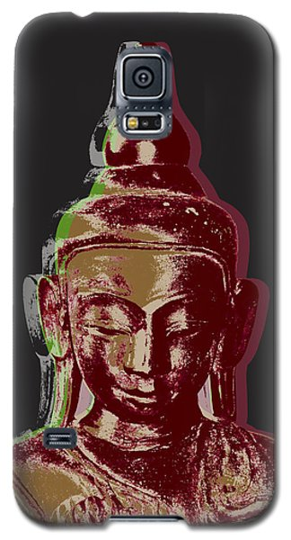 Thai Buddha #3 Galaxy S5 Case by Jean luc Comperat
