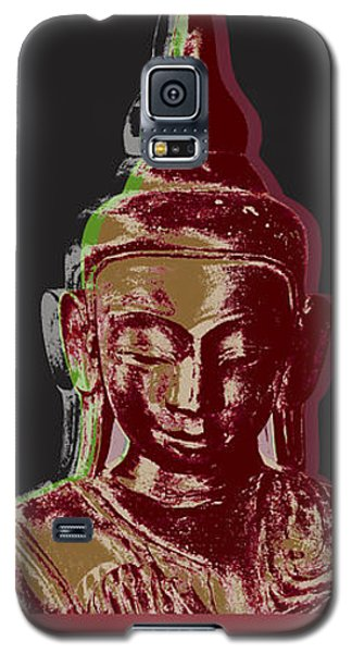 Thai Buddha Galaxy S5 Case by Jean luc Comperat