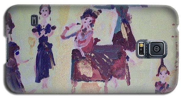 Thai Dance Galaxy S5 Case by Judith Desrosiers