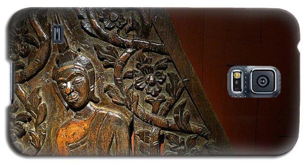 Thai Wood Panel Galaxy S5 Case