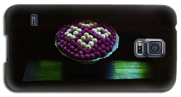 Thai Flower Design Galaxy S5 Case