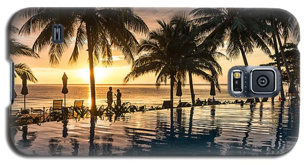 Thai Sunset Galaxy S5 Case